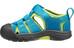 Keen Infant Newport H2 Shoes Hawaiian Blue/Green Glow